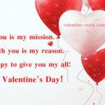 Sweet Valentine Message For Him Facebook