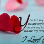 Sweet Valentines Message For Boyfriend Tumblr