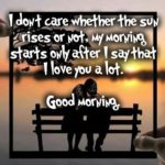 Sweet Words For Her In The Morning Pinterest