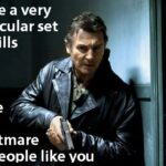 Taken Movie Quotes