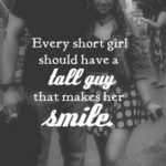 Tall Boy And Short Girl Quotes