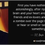 Tc Boyle Quotes