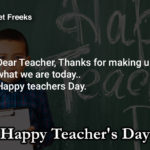 Teachers Day Best Wishes Quotes Pinterest