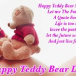 Teddy Day Quotes For Girlfriend Tumblr