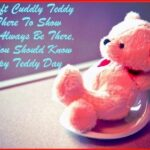 Teddy Day Sms For Boyfriend