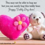 Teddy Day Sms Twitter