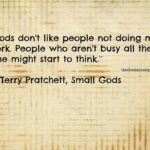 Terry Pratchett Small Gods Quotes Facebook