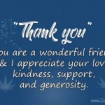 Thank You For Your Love Quotes