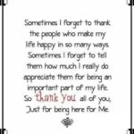 Thank You Quotes For Family Members Twitter