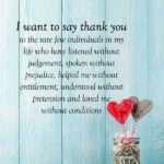 Thank You Quotes For Friends Pinterest
