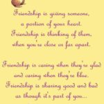 Thinking Of You Friend Quotes Facebook
