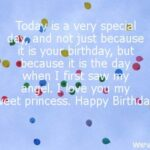 Today Is A Special Day Birthday Quotes Twitter