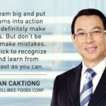 Tony Tan Caktiong Quotes Twitter