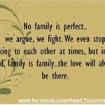 Touching Family Quotes