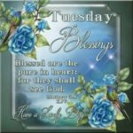 Tuesday Bible Quotes