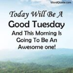 Tuesday Daily Quotes