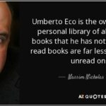 Umberto Eco Quotes Twitter