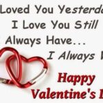 Valentine Day Wishes For Long Distance Relationships Facebook