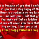 Valentine Message For Bf Twitter