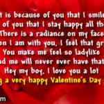 Valentine Message For Bf Twitter