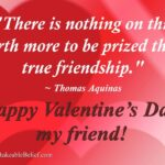 Valentine Quotes For Friends Tumblr