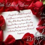Valentines Birthday Quotes Tumblr