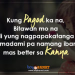 Valentines Bitter Quotes Tagalog
