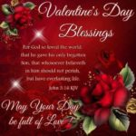Valentine's Day God Quotes Facebook