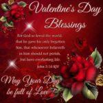 Valentine's Day God Quotes Facebook