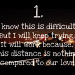 Valentine's Day Message Long Distance Relationship Tumblr