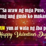 Valentines Day Quotes Tagalog Twitter