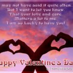 Valentines Day Text Messages For Him Facebook