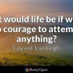 Van Gogh Quotes Twitter