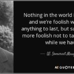 W Somerset Maugham Quotes Facebook