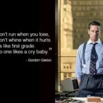 Wall Street Movie Quotes Pinterest