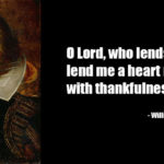 William Shakespeare Thank You Quotes Twitter