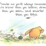 Winnie The Pooh Saying Goodbye Twitter
