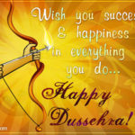 Wish You A Happy Dussehra Facebook