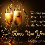 Wish You Happy New Twitter