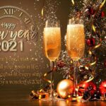 Wish You Happy New Year 2021 Images Pinterest