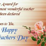 Wishes Happy Teachers Day Facebook