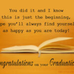 Words For Graduation Wishes Facebook