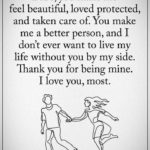 You Make Me Feel Special Quotes For Him Pinterest